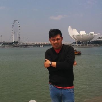 nugie, 30, Jakarta, Indonesia