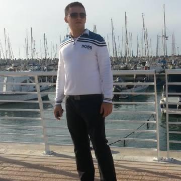 Yevgeni Shapiro, 36, Tel-Aviv, Israel