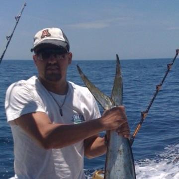 Gabriel Morales, 42, Navojoa, Mexico