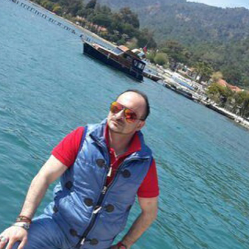 Nurettin Recber, 36, Bursa, Turkey