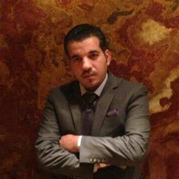 Mahmoud Alwafai, 41, Bisha, Saudi Arabia
