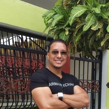 José Luis gracia , 38, Santiago, Dominican Republic