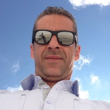 Sinan Istek, 41, Istanbul, Turkey