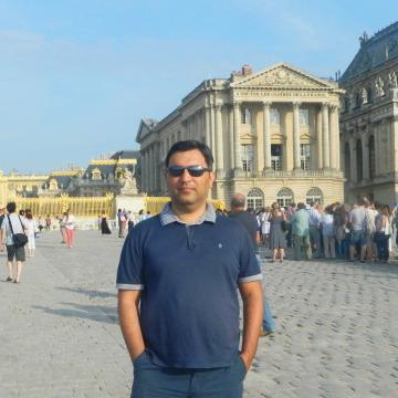 Vugar, 34, Baku, Azerbaijan