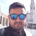 Christian , 34, Madrid, Spain