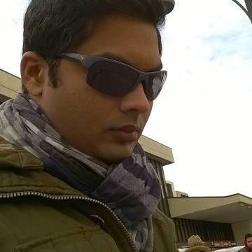 Chandra Shekhar, 29, Vienna, Austria