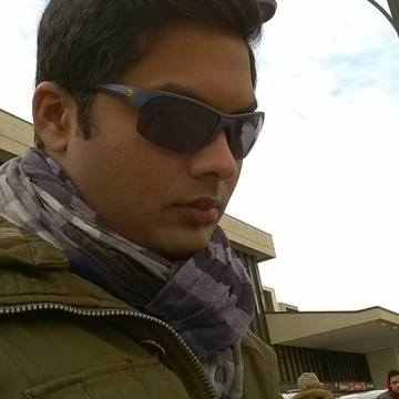 Chandra Shekhar, 30, Vienna, Austria