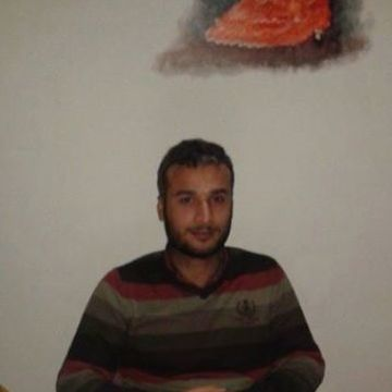 Murat Aslan, 29, Antalya, Turkey
