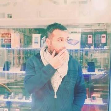 Murat Aslan, 30, Gebze, Turkey