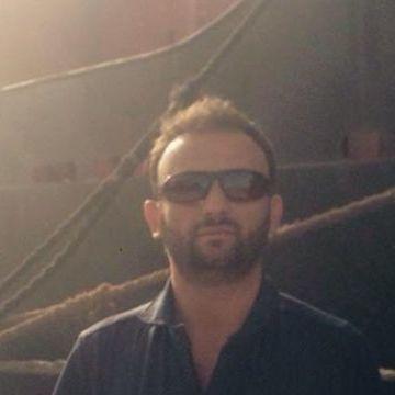 Erdinç Arslan, 42, Istanbul, Turkey