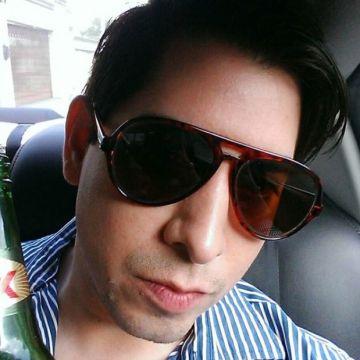 Mario A. Salazar, 27, Monterrey, Mexico