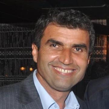 Hikmet Yılmaz, 48, Antalya, Turkey