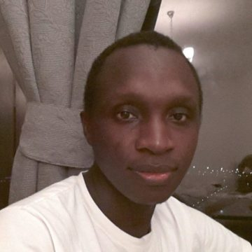 Peter Mugo, 34, Dubai, United Arab Emirates