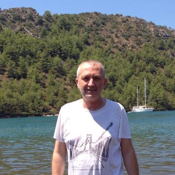 Ekrem Altunay, 50, Istanbul, Turkey