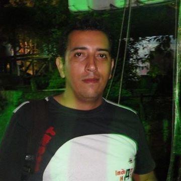 Fredy Castellanos, 35, Bucaramanga, Colombia