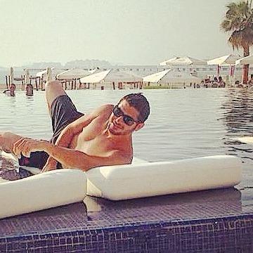 Pierre Baaklini, 26, Jeddah, Saudi Arabia