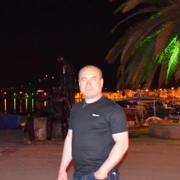Ismail Engin, 51, Astana, Kazakhstan