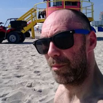 tony ardito, 43, Lincoln, United Kingdom