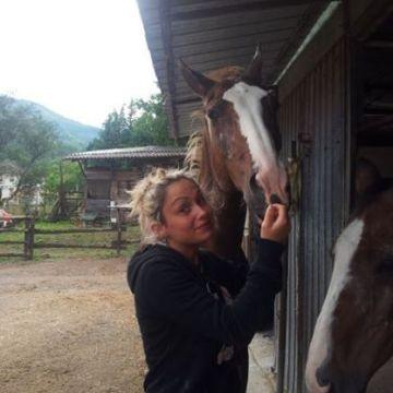 Anna , 26, Genova, Italy