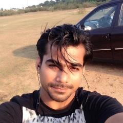 Ravi Mali, 29, Bangalore, India