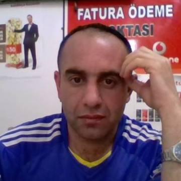 Kasim Anlı, 28, Gaziantep, Turkey