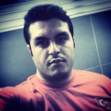Harun Reşit Özel, 27, Istanbul, Turkey