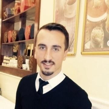 Hakan Taşkın, 27, Istanbul, Turkey
