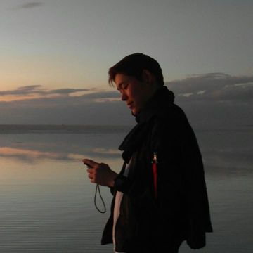 Jung Min Son, 28, El Calafate, Argentina