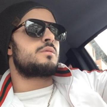 Youssef Mazouz, 30, Madrid, Spain