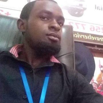 AHEREZA DARIUS, 27, Kampala, Uganda