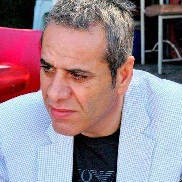 Huseyin Serttokat, 50, Istanbul, Turkey