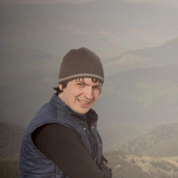Dmitry Borysenko, 31, Ivano-Frankovsk, Ukraine