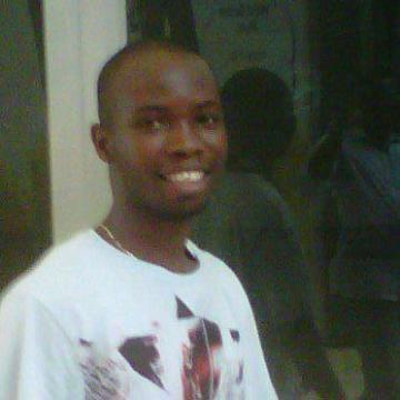 Adeshijibomi Olusoji, 32, Lagos, Nigeria