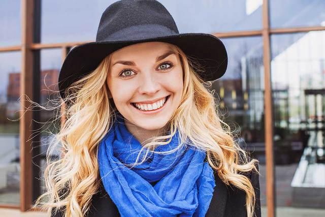 Olesya - beautiful Ukraine woman