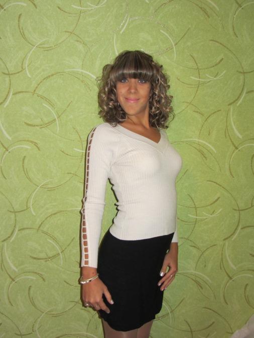 yulia, 26, Mykolaiv, Ukraine