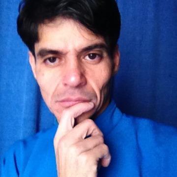Hugo Eguez Galviz Filho, 45, Sao Paulo, Brazil