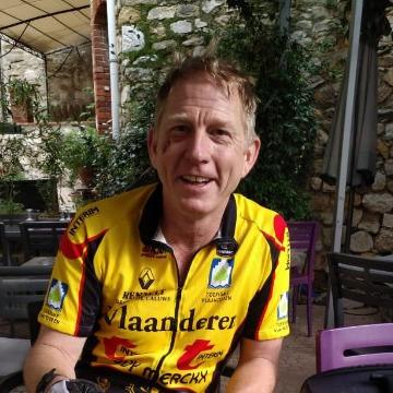Stephen de Vooght, 55, Kamloops, Canada