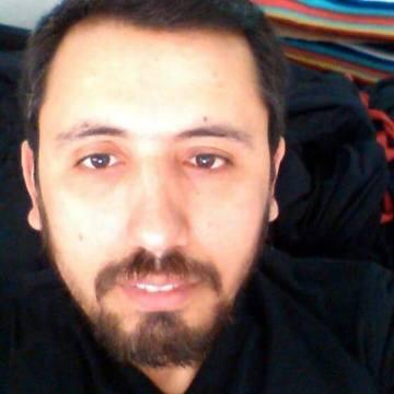şükrü, 37, Istanbul, Turkey