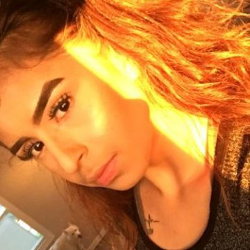 Miesha Janelle Ibarra, 19, Chicago, United States