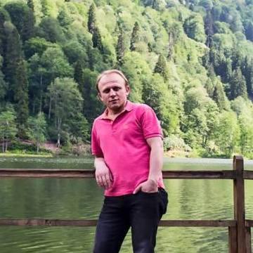 İrfan Koşar, 39, Artvin, Turkey