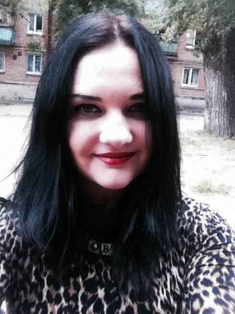 Nadyusha Skorinova, 26, Berdychiv, Ukraine