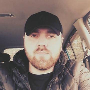 Giorgi Danelia, 29, Kutaisi, Georgia