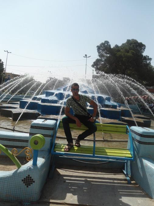 Dia Alsahar, 27, Baghdad, Iraq