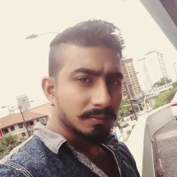 Zohaib, 26, Kuala Lumpur, Malaysia