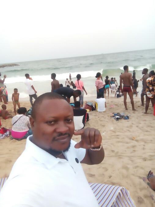michael mbamara, 47, Lagos, Nigeria