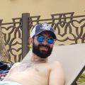 Oussama Mdo, 30, Dubai, United Arab Emirates