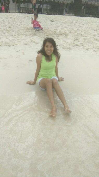 Yhen, 25, Calbayog City, Philippines