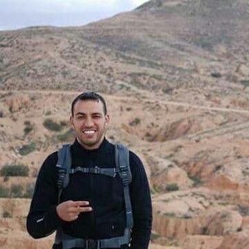 Belgacem Zammouri, 26, Tunis, Tunisia