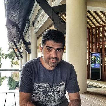 Talal, 49, Kuwait City, Kuwait