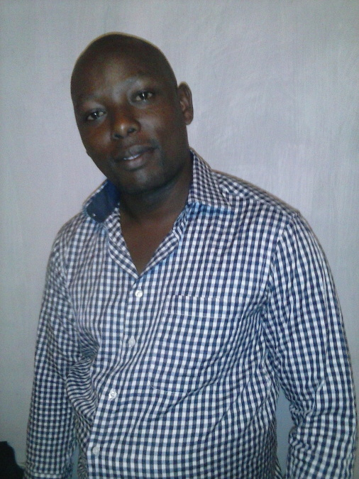 Duke Mokua, 32, Nairobi, Kenya